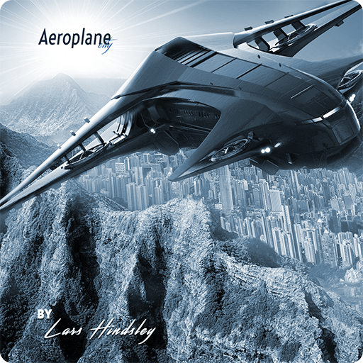 Aeroplane City by Lars Hindsley